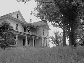 Abandoned Houses 020