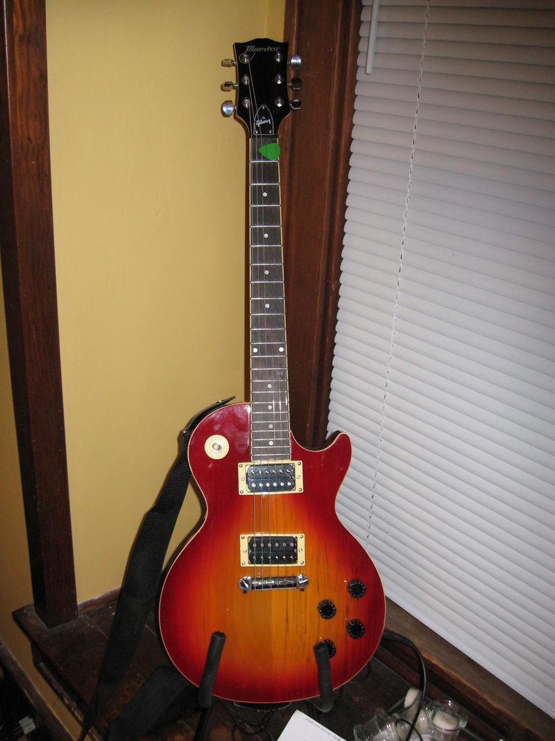 Guitar 013